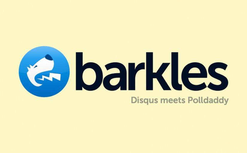 Barkles, el valor estaba en su fin