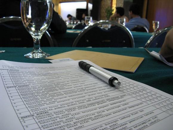 consulta pública sobre la calidad de las prácticas en el extranjero