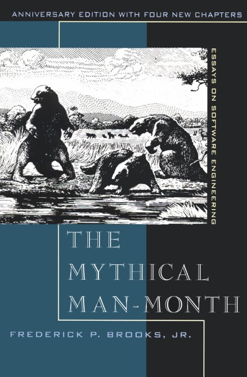 The Mythical Man-Month, de Fred Brooks