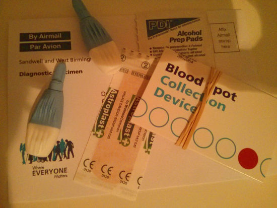 Kit para el test de Vitamina D de City Assays