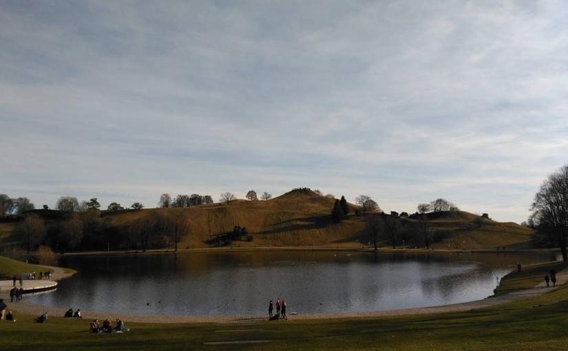 Lago olímpico