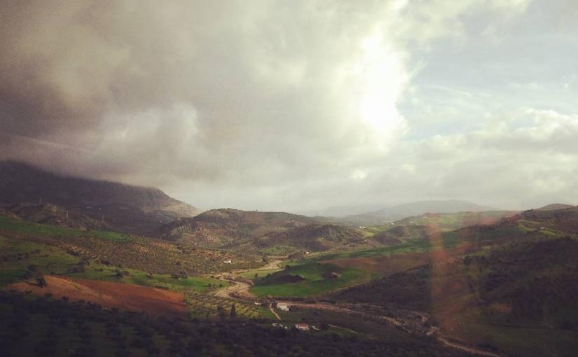 En esta época del año, Málaga es La Comarca