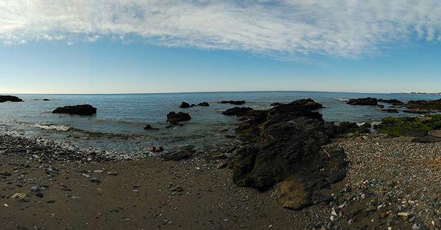 Quien madruga, de playas vacías disfruta