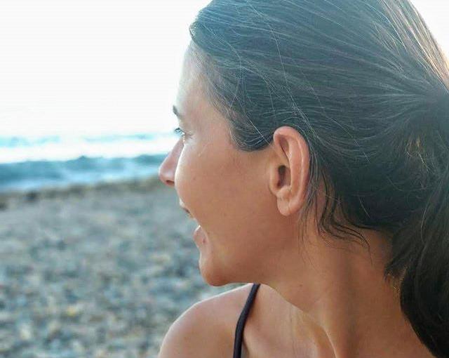 Sólo viviendo en la costa puede uno permitirse ir tan poco a la playa